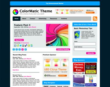 colormatic-theme
